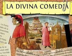 Resultado de imagen de la divina comedia
