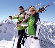 Skidorado Oberstdorf - Winterurlaub für Genießer! Auf zum Skilift...