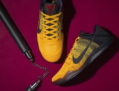 84cde5270b2e Channel your inner Bruce Lee with these Kobe 11 Warrior Spirit boys