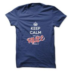 Keep Calm And Let RYLEE Handle It T Shirts, Hoodies, Sweatshirts. GET ONE ==> https://www.sunfrog.com/No-Category/Keep-Calm-And-Let-RYLEE-Handle-It.html?41382