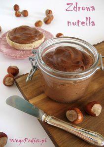 Pyszna, najzdrowsza nutella - tylko zdrowe składniki. 2 przepisy do wyboru - ekspresowy i trochę bardziej pracochłonny, ale i tak szybki.