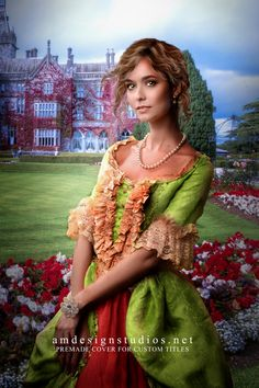 Premade Ebook Covers - Romance, Historical Romance, Regency Romance, Victorian