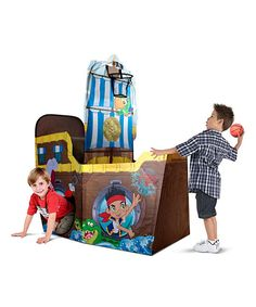 Look at this Jake & The Never Land Pirates Bucky Ship Play Set on #zulily today!