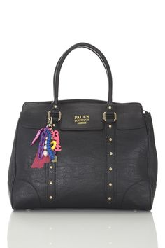 Paul's Boutique | Alice Tote Bag in black | Paul's Boutique Official Web Site