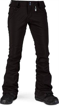 c8ead697ca Ski Fashion, Fitness Fashion, Snow Gear, Skinny Pants, Skinny Fit, Stretch