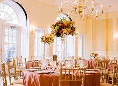 The Belle Vue Room at Dumbarton House  |  Izumi & Ken | Karson Butler Events