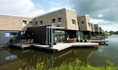 Gallery of 9 Houses on the Water / - 3