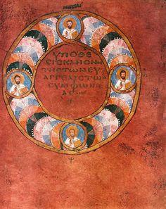 Calabria-Arte e Cultura-Codex Purpureus Rossanensis-Tav.9