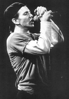 Eddie at the Tivoli Gardens on March 4th, 1992