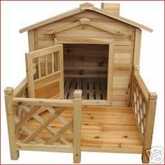 dog house.............LOVE THIS SO MUCH!