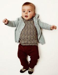 Kidscase moda para bebés y niños para los meses mas fríos http://www.minimoda.es