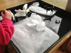 Ice Play | Pre-school Play