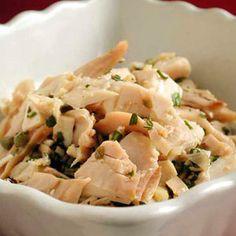 Summer Chicken Salad with Garden Herbs | MyRecipes.com #myplate #protein