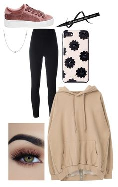 """""""."""" by laura-lorena-forever ❤ liked on Polyvore featuring adidas Originals, Steve Madden, Kate Spade and Elsa Peretti"""