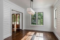 A dining of shiplap #vintagesouthdevelopment #vintagesouth #nashville #design #heardnewmanrealty
