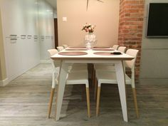 Plywood withe table