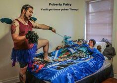 @mishacollins @gishwhes The Puberty Fairy visits everyone. EVERYONE. #GISHWHES