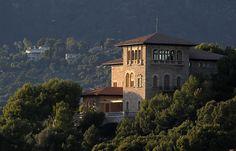Palacio de Marivent, Residencia de Verano  de los reyes de España en Mallorca