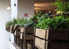 Associate your balcony braces with a shelf or a collected crate. Now you can extend your balcony!
