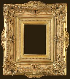 LOUIS XV Frame  19th C. 5 3/4″ x 4 1/4″ x 4″