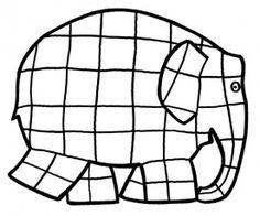 Malvorlagen Elmar Elefant | My blog