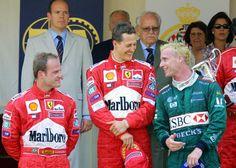 2001 Monaco GP