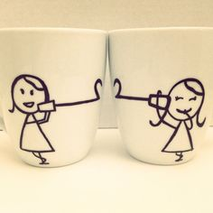 Best friend long distance mug. Perfect gift!