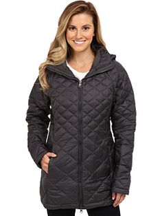The north face women's transit jacket graphite grey