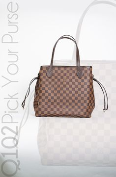 Louis Vuitton - Neverfull Damier. Go to wkrq.com to find out how to play Q102's Pick Your Purse!