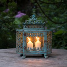 _JY53081 Candles And Candleholders, Candle Lanterns, Flower Delivery Uk, Moroccan Garden, Garden Lanterns, Let Your Light Shine, Wedding Details, Wedding Ideas, French Style