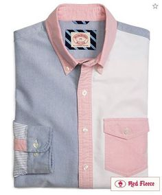 Oxford Fun Shirt by Brooks Brothers