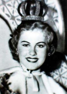 Miss universo 1952 Armi Kuusela Finland