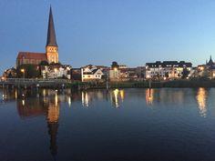 Rostock in Mecklenburg-Vorpommern