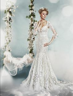 Dar Sara Wedding Dresses 2014 Collection - MODwedding