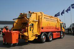 Volvo presenteert schone vuilniswagen - Economie - Reformatorisch Dagblad