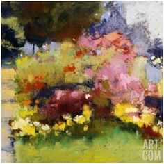 112 Free, DIY Pastel Art Lessons - Learn how to create beautiful artwork with pastels. Follow dozens of free, DIY artists' demonstrations. (Pastel: Lou Wall, Art.com)