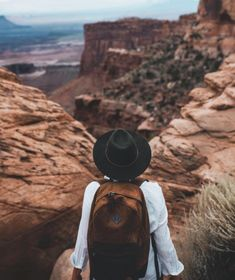 backpacks. black hats. west. mountains. hike. wil and bear hats