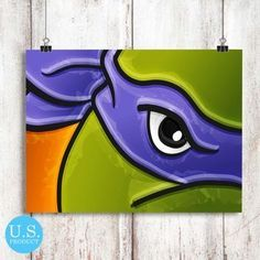 ninja turtle canvas painting - Google Search