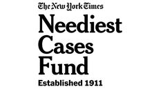 The Neediest Cases Fund marks its 105th year with its 2016-17 campaign, which runs from Nov. 13 through Feb. 3.