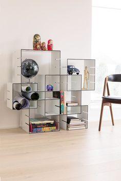 Mensola design plexiglass trasparente. Acrylic shelve in the ...