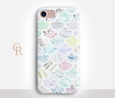 Marble Phone Case For iPhone 8 iPhone 8 Plus iPhone X