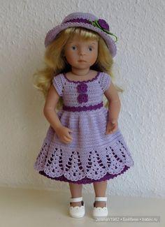 О дружбе! Игровые куклы Minouche (Sylvia Natterer для Käthe Kruse). / Другие интересные игровые куклы для девочек / Бэйбики. Куклы фото. Одежда для кукол