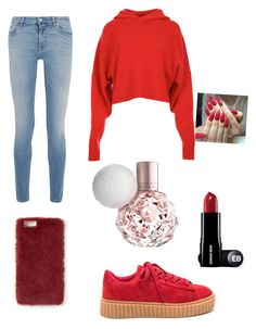 °Going to school like° by paibear on Polyvore featuring polyvore fashion style TIBI Givenchy Missguided clothing