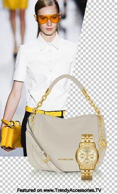 Hot New Bag! Michael Kors @ FlorenceFashion.TV