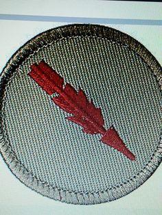 Flaming Arrow Patrol Emblem