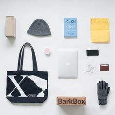 Designers and other creatives share what they keep in their workbags
