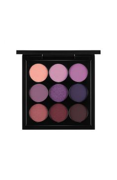 Love that this purple eyeshadow palette allows for creating a variety of looks for both day and night.