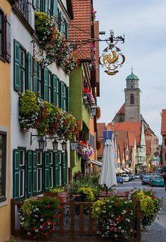 Emmy DE * Dinkelsbühl is an historic city in Bavaria, Germany