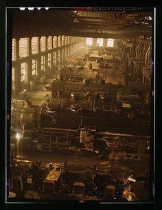 Poster, locomotives