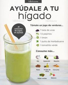 Hábitos Health Coaching   JUGO DE VERDURAS PARA CUIDAR NUESTRO HÍGADO